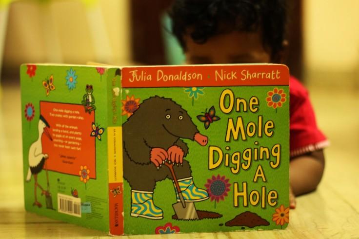 one mole